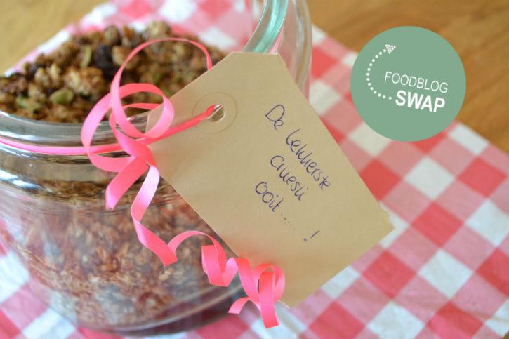 foodblogswap cruesli 2