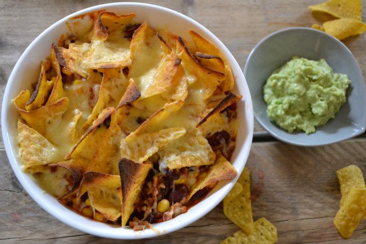 macho nacho's gehakt