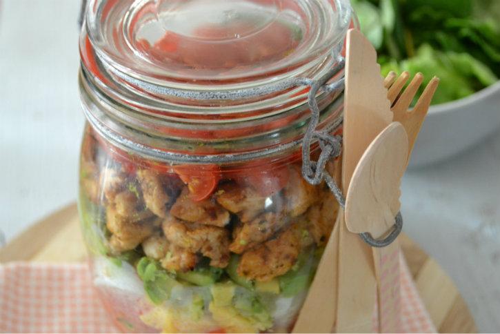 salade to go