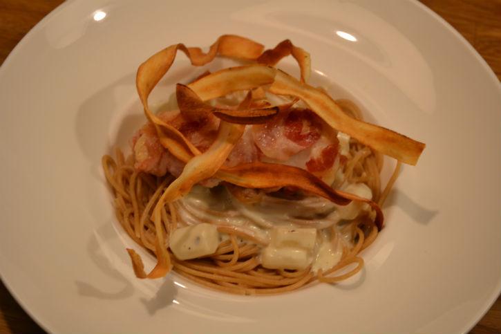 schorseneren pasta