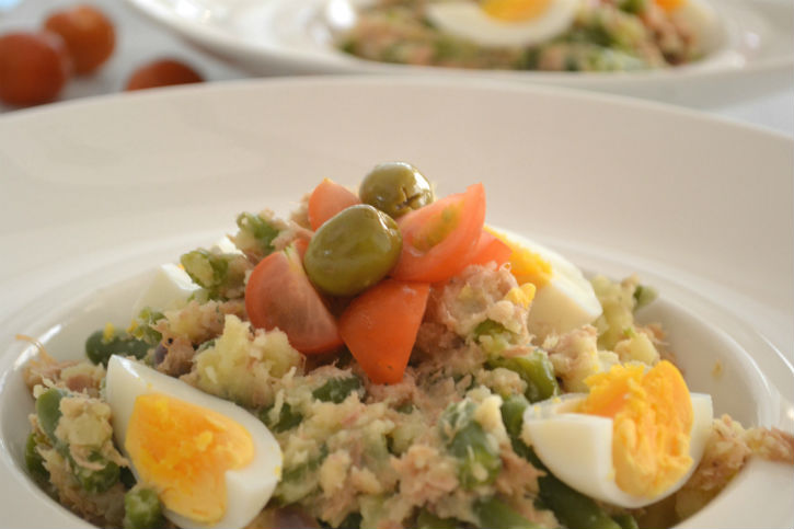 stamppot nicoise